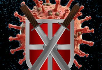 Koronawirus odporność diagnostyka mikroflory